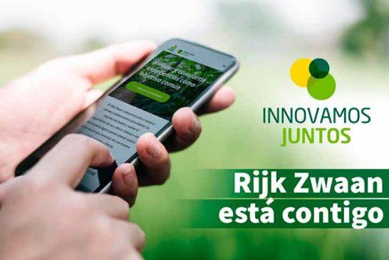 Rijk Zwaan crea nueva web para promocionar sus novedades