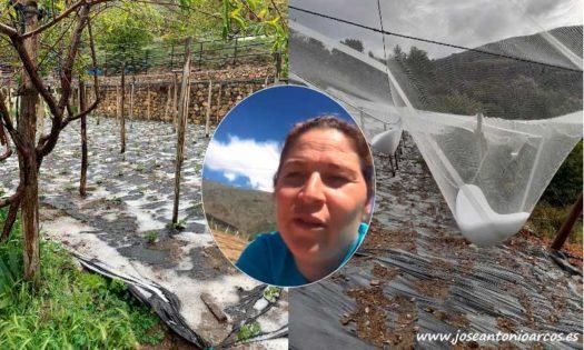 Los agricultores de la Alpujarra siguen su batalla contra las multas