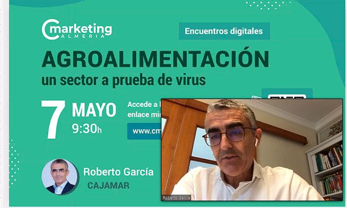 Roberto García Torrente, Cajamar. /joseantonioarcos.es