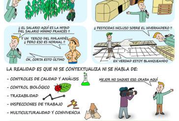 Desmintiendo mitos sobre la agricultura de Almería