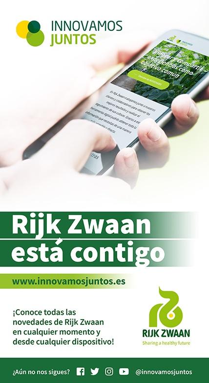 Innovamos Juntos de Rijk Zwaan. /joseantonioarcos.es