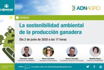 Día 2 de junio. Sostenibilidad ambiental de la producción ganadera