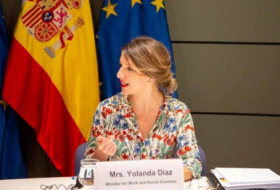 Asociaciones del sector primario exigen la dimisión de Yolanda Díaz